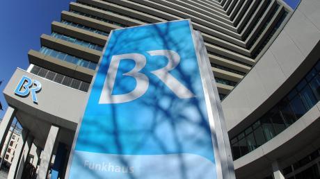 Funkhaus des Bayerischen Rundfunks in München: Beim BR macht die Altersversorgung 6,5 Prozent der Gesamtaufwendungen aus, heißt es.
