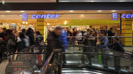 Das E-Center soll im Mai schließen. Die City-Galerie bekommt einen anderen Supermarkt.