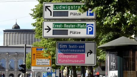Ist die von Ignaz Walter angedachte Parkgarage in der Fuggerstraße richtig angesiedelt?