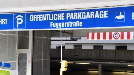 Ein weiteres Parkhaus für die Fuggerstraße spaltet die Gemüter in Augsburg.