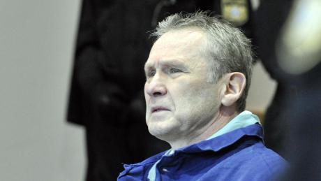 Rudolf Rebarczyk wurde für den Mord an Mathias Vieth verurteilt. Nun muss er wieder vor Gericht erscheinen - als Zeuge in einem anderen Fall.