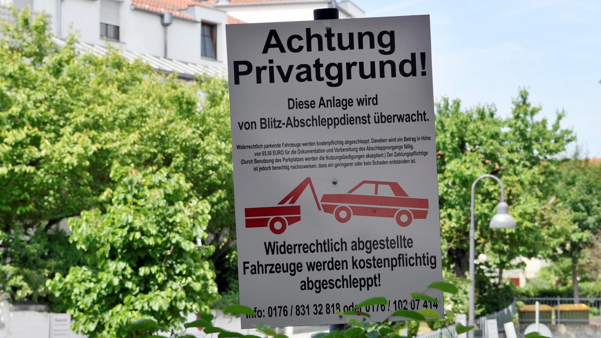 Augsburg: Abschleppdienste: Wenn das Auto am Haken hängt - Lokales ...