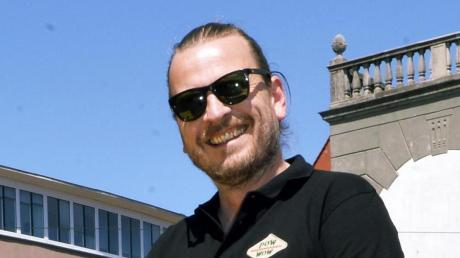 Tobias Emminger übernimmt die Gastronomie auf dem Gaskessel-Areal.