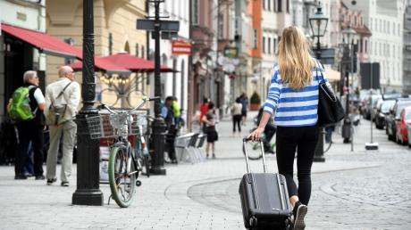Wie viele Touristen verträgt Augsburg? Und wie viele wollen künftig die Welterbe-Denkmäler sehen?