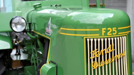 In Reimlingen ist ein Oldtimer-Traktor der Marke Fendt gestohlen worden. (Symbolbild)