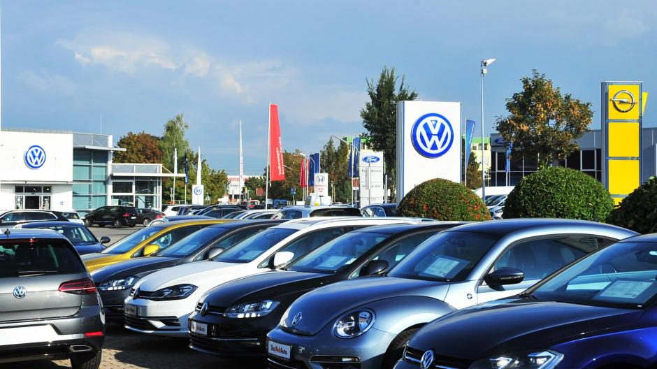 Augsburg Neuwagen Bei Amazon Bestellen Autohändler Reagieren Auf