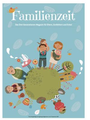 Familienzeit September 2018