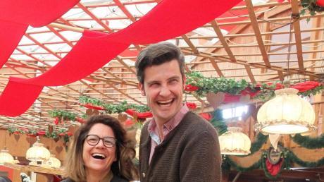 Ein Team oder Konkurrenten? Margarete Heinrich ist Augsburgs SPD-Fraktionsvorsitzende, Dirk Wurm will als Ordnungsreferent Zeichen setzen. Beide kämen 2020 bei den Sozialdemokraten für eine OB-Kandidatur in Frage.