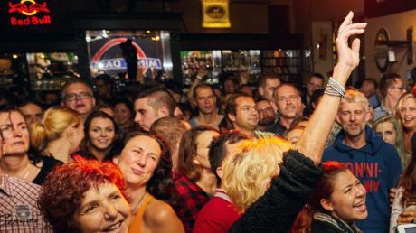 Seit vielen Jahren sorgt das Kneipenfestival Honky Tonk für Stimmung in den Augsburger Lokalen.