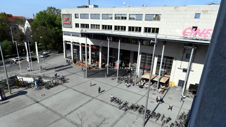 Probealarm Warum Am Mittwoch Die Augsburger City Galerie Geraumt Wurde Augsburger Allgemeine