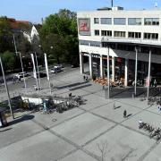 Nach dem besuch der City-Galerie wurden zwei Schüler überfallen. Symbolbild