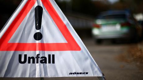 Ein Mofafahrer ist in Dillingen verletzt worden.