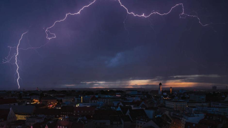 unwetterwarnung augsburg