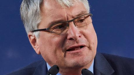 Harald Güller ist neuer Vorstandsvorsitzender des BRK im Kreis Augsburg.