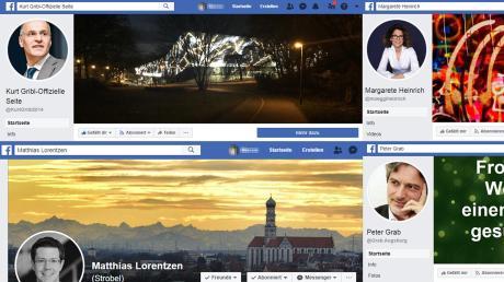 Für Kommunalpolitiker sind soziale Medien, wie Facebook, eine wichtige Plattform, um sich und ihre Anliegen zu präsentieren. Dabei hat jeder seine eigenen Regeln aufgestellt.