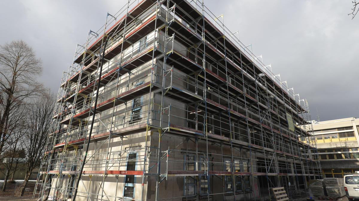Finanzspritze reicht nicht: Schulen in Augsburg bleiben Dauerbaustelle