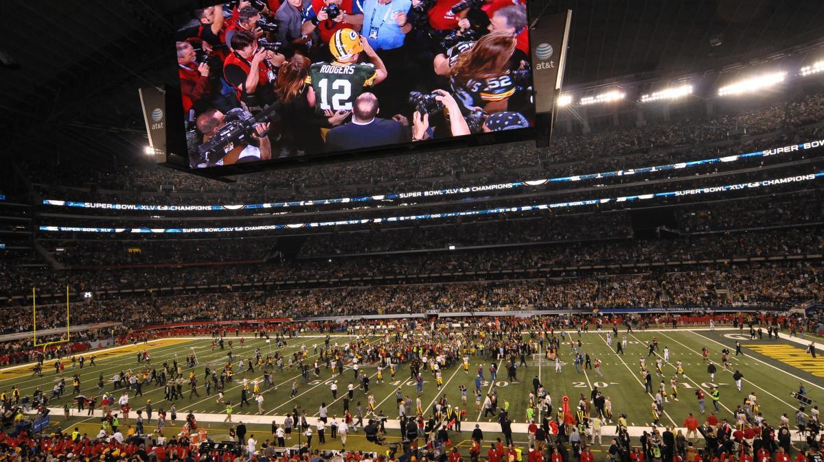 Wo Läuft Super Bowl