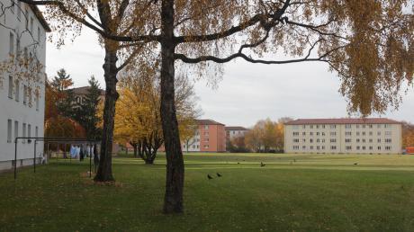 Die Weltwiese ist eine große zusammenhängende Grünfläche zwischen den Wohnblöcken der Carl-Schurz-Straße und dem Neubaugebiet Reese-Areal.