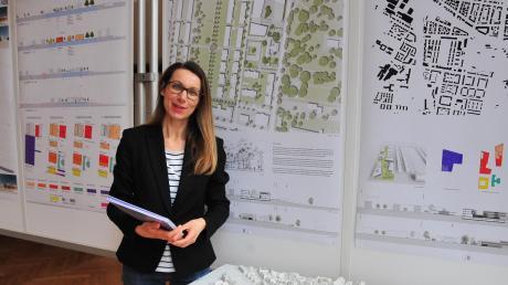 Hochschulkanzlerin Tatjana Dörfler leitet die Verwaltung der Hochschule, ihr Arbeitsstil ist umstritten.