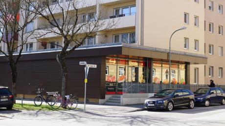 Das Hochfeld hat wieder einen Nahversorger an der Ecke Hochfeldstraße und Dr.-Lagai-Straße.
