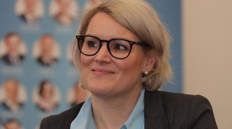 Eva Weber ist die designierte OB-Kandidatin der Augsburger CSU.