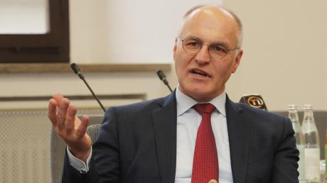 Oberbürgermeister Kurt Gribl.