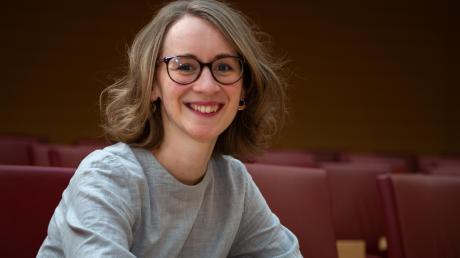 Eva Lettenbauer ist neue Vorsitzende der bayerischen Grünen.