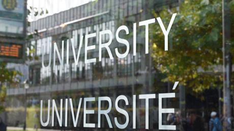 Die geplante  bayerische Hochschulreform sorgt auch in Augsburg für Kritik.  (Symbolbild)