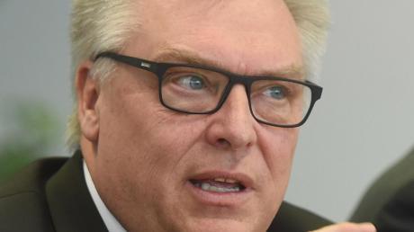 Hans-Peter Rauch ist Präsident der Handwerkskammer für Schwaben.