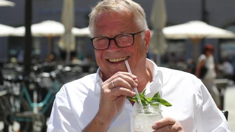 Nach zwölf Jahren der Kompromisse ist die Anspannung von Stefan Quarg, 69, abgefallen. Der Stadtrat kehrt der Politik und dem Rathaus bald den Rücken, um nur noch seinen Beruf zu leben und sich Privatem zu widmen.