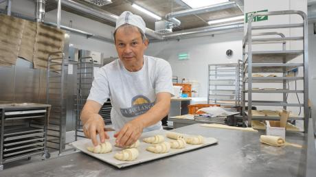 Boulogne, 57, schließt seine Filiale im Spickel Ende dieses Monats. Im Jahr 2014 hatte er hier seinen ersten Laden eröffnet.