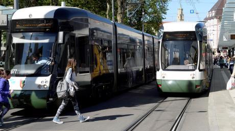 Ab nächstem Jahr kann man im Zentrum der Innenstadt gratis mit Bus und Tram fahren.