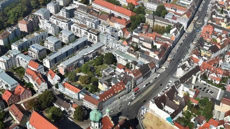 In Augsburg gibt es mehr als 150.000 Wohnungen. Doch wer sind die größten Eigentümer und Vermieter?