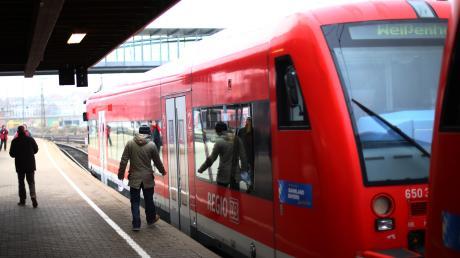 Vor fünf Jahren ist die Strecke nach Weißenhorn reaktiviert worden – der erste Schritt in Richtung Regio-S-Bahn.