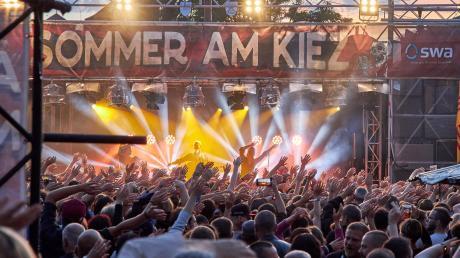 Das Sommer am Kiez findet 2021 wieder in Augsburg statt.