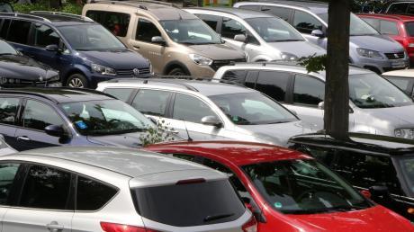 Ein Unternehmen möchte in Ellzee seine  Produktion erweitern. Doch schon jetzt gibt es Probleme mit den Parkplätzen.