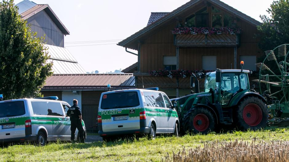 Vor einem Jahr wurden mehrere Höfe im Allgäu wegen Verstößen gegen das Tierwohl durchsucht.