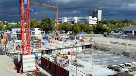 Der neue Standort des Computerbauers Augsburg wird ab Ende 2020 im Toni Park sein.