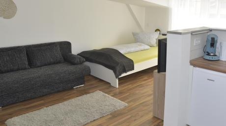 Airbnb-Wohnungen sind auch in Augsburg keine Seltenheit mehr.