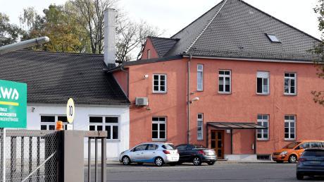Der Augsburger Abfallwirtschaftsbetrieb an der Riedingerstraße muss sukzessive neu gebaut werden.
