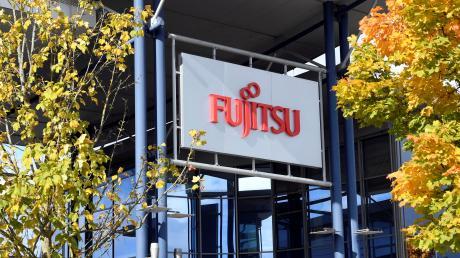 Fujitsu steigt aus dem Tarifvertrag aus. Das Bild entstand noch am alten Standort in Augsburg.