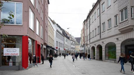 In der Augsburger Innenstadt gibt es einige Neuerungen im Einzelhandel. In der Annastraße eröffnet Mitte Januar eine bekannte Kette eine neue Filiale.