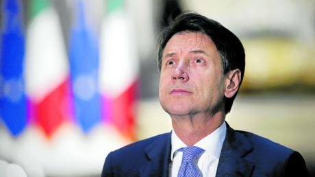 Ministerpräsident Giuseppe Conte: Wenn die Koalition bis Ende der Legislaturperiode 2023 hält, käme das in Italien einem Wunder gleich.