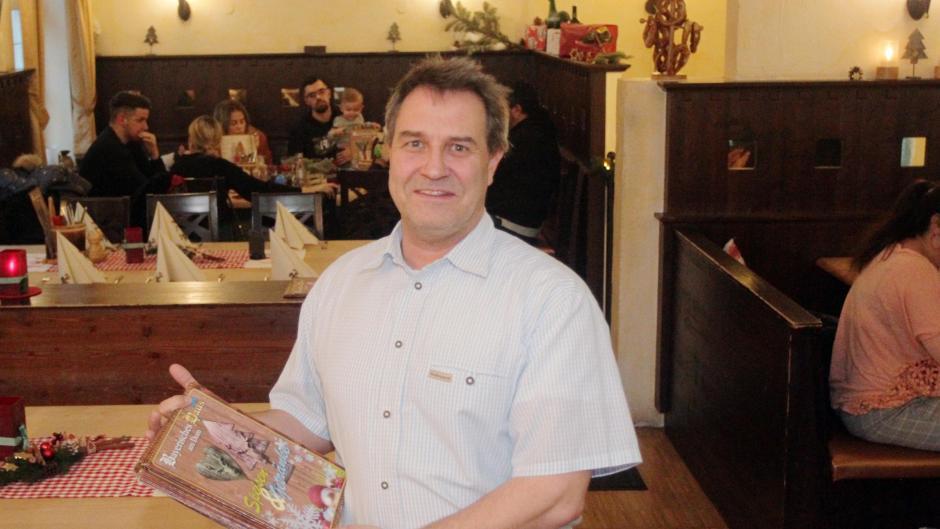 """Jörg Zobel gibt das Restaurant """"Bayerisches Haus am Dom"""" auf."""