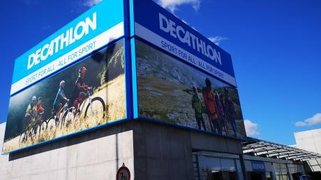 Das französische Unternehmen Decathlon ist auf Expansionskurs, für Augsburg interessiert es sich seit Langem.
