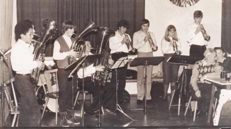 1993 firmierte der Verein noch als Jugendblaskapelle Ried.