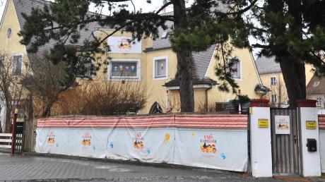 Der Unikindergarten im Textilviertel hat nach über 40 Jahren seine Pforten geschlossen, ab 7. Januar wird die Einrichtung von der Stadt übernommen.