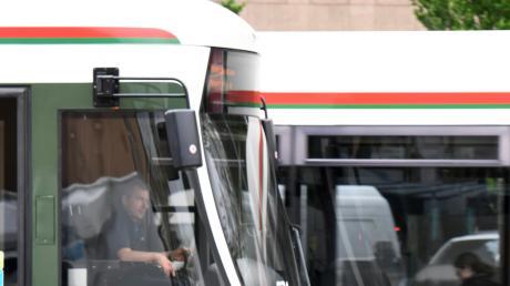 Wegen Bauarbeiten kommt es ab Montag zu Einschränkungen für Fahrgäste auf der Linie 2.