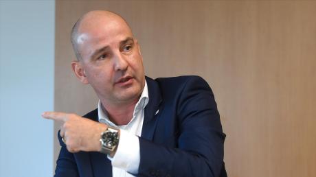 Marc Lucassen ist neuer Hauptgeschäftsführer der IHK