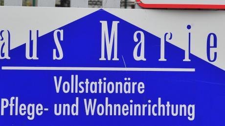 Im Haus Marie in der Jakobervorstadt wurden schwer pflegebedürftige Menschen betreut – bis Freitagabend müssen alle ausgezogen sein.